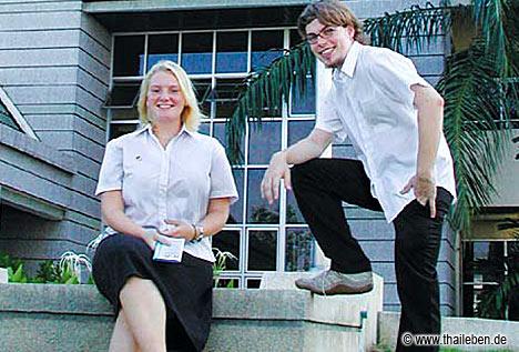 Austauschstudenten