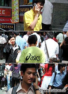 Handy in Bangkok