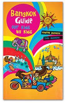 Der erste Stadtführer für Kinder erscheint in englischer Sprache.